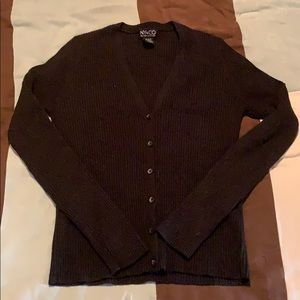 Black button up sweeter
